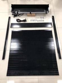 Nissan navara np300 electronic roller shutter up 2