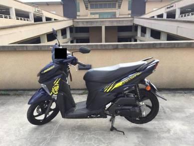 Yamaha Ego Avantiz untuk disewa