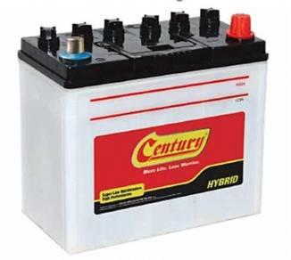 Car Battery Bateri CENTURY NS40 Basah Beza