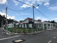 Single Storey Semi D At Sg Soi, Kuantan
