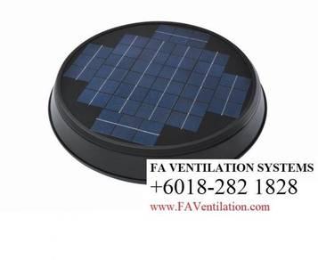 Germany Solar Powered Roof Ventilator SY8-GQ