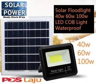 New 2019 Very Quality Solar Floodlight 40w 60w 100