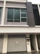 2 Storey Commercial Shoplot for Rent