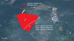 Freehold 11.86 Acres Palm Oil Land Kuala Sungai Baru