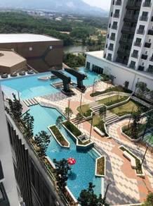 Two room apt , Mesahill , Persiaran Ilmu , Nilai UC , Manipal , KLIA