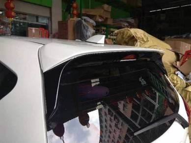 Perodua myvi 2018ABS oem spoiler