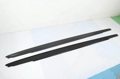 BMW F10 Carbon Fiber Side Skirt Lip