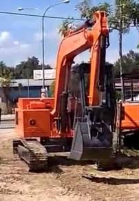 Japan Imported Hitachi Excavator UH50