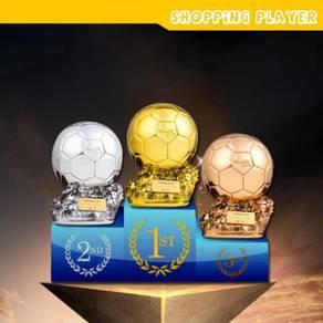 25cm FIFA World Cup Golden Ball trophy statue