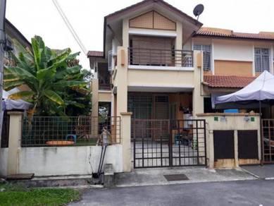 Townhouse, Ground Floor, END LOT, Seri Pristana, Saujana Utama
