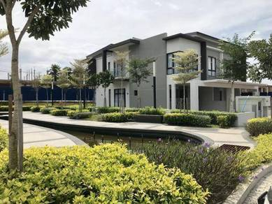 [READY MOVE IN] Freehold Inside Cyberjaya 2 storey Terrace 22x85 House