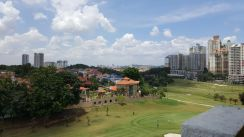 Arena Green Bukit Jalil Condo Corner Unit Golf Course View