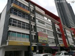 Office in Plaza Paragon Point, Bandar Baru Bangi, Selangor