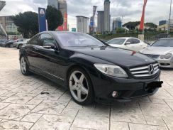 Used Mercedes Benz S500L for sale