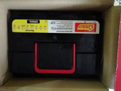 Battery kereta putrajaya bateri