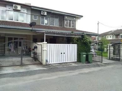 Corner Unit Level 1 Townhouse Taman Sri Kejora,Kajang