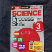 Sasbadi - Process Skills SCIENCE Form 3