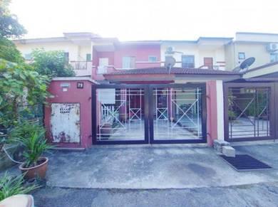 Double Storey Bandar Mahkota Cheras Freehold murah!