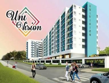 Uni Vision Service Apartment Unimas Kota Samarahan