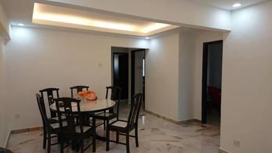 Segar Apartment Bukit Segar [ 3 Rooms, 775sqft, FREEHOLD]