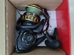 Daiwa BG 3500 fishing reel n gewang