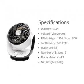 Mistral DC Oscillation Fan MTF-D5070