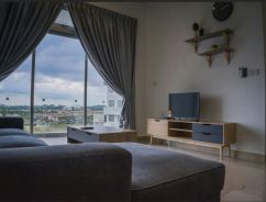 Centra Residence Apartment, Nasa City, Bandar Dato Onn, Low Deposit
