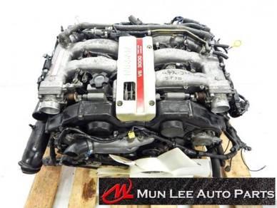 JDM Engine Empty Kosong Nissan Fairlady VG30-DETT