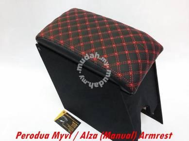Perodua Myvi 2005-2015 Armrest Console Box