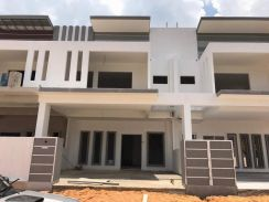 Rumah Baru Jalan Batu Pahat, KLUANG (JEAN)