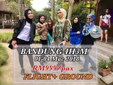 Pakej ke Bandung
