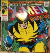 New The All-new, All-different X-Men Pop-Up Book