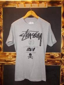 Stussy x mastermind shirt-fake