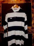 Canterburry rugby long sleeve shirt