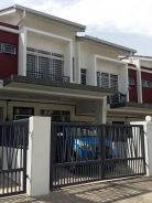 (BUST BUY) NEW double storey at M-Residence 1,freehold ,