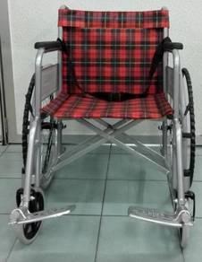 15 kgs lightweight wheelchair nr Penanti Berapit