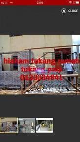 Repair home full presint 14 putrajaya