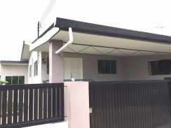 Single Storey Corner at RPR Batu Kawa