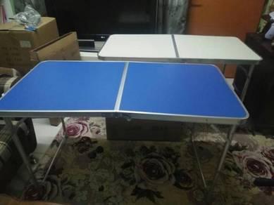 Meja lipat baru 4x2 feet