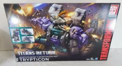 Transformers Titans Return Decepticon Trypticon
