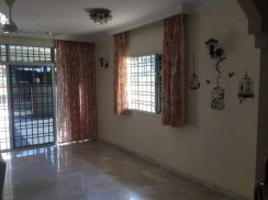 Taman Sri Murni corner house to let