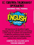 English Language Specialist- Tuition