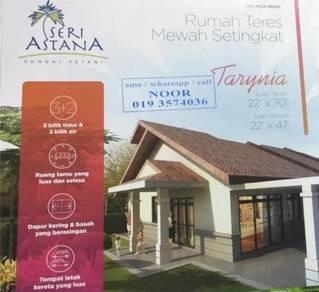 Rumah TERES Mewah Setingkat TARYNIA Sri Astana Sungai Petani