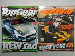 Automotive Magazine (Evo, Top Gear, Hypertune etc)