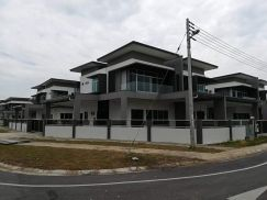New Double Storey Semi-Detached at New Airport Road
