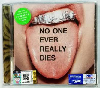IMPORTED CD N.E.R.D. No One Ever Really Dies