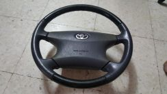 Toyota black marble stering