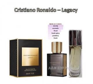 Cristiano Ronaldo - Legacy EDP Perfume 35ml
