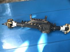 Axial AR60 crawler front complete axle