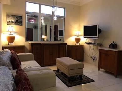 Angkasa apartment, Menggatal
